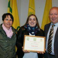 """Il """"Pink Oscar"""" ad un'azienda agricola di Mochignano"""