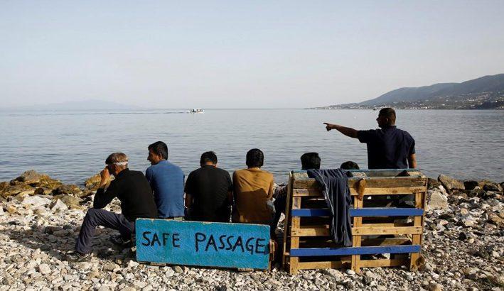 Porti chiusi ai rifugiati, aperti alle armi