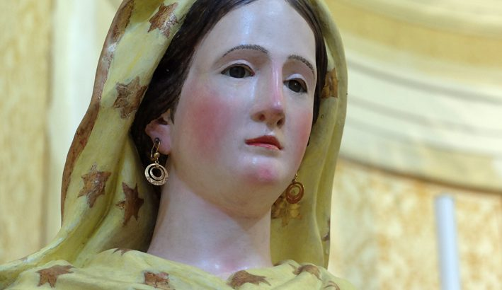 Zeri e la devozione alla Madonna di Caravaggio