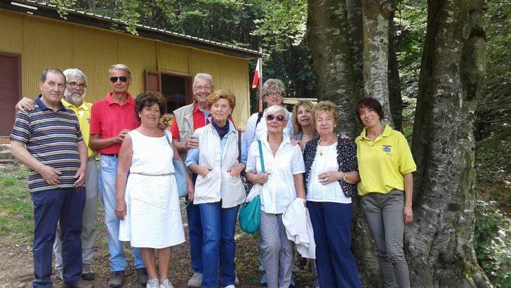 Al rifugio Maffei di Logarghena il 50° della Sezione CAI di Pontremoli