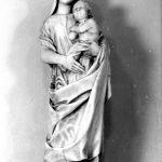 Michelozzo,  Madonna con Bambino. Monzone