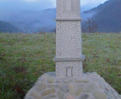 Sul Monte Cucchero svetta un campanile voce di nove paesi