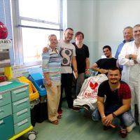 Bagnone: tre studenti del Pacinotti hanno donato il sangue al compimento dei 18 anni