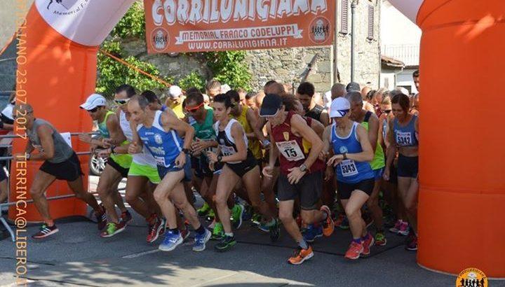 Corrilunigiana: quinto acuto del greco Magkriotelis, nel femminile vittoria della Bertolotti