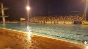 Apertura delle piscine a Villafranca