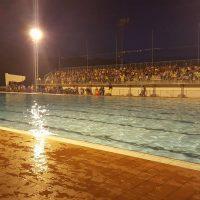 Riaperta per l'estate la piscina di  Villafranca