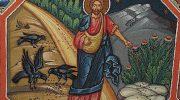 Tu visiti la terra, Signore, e benedici i suoi germogli