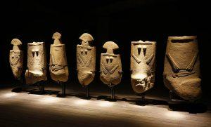 Alcune statue stele lunigianesi