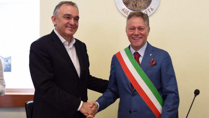 Per il presidente Rossi la cittadinanza onoraria di Aulla