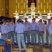 Bagnone: serata di canti in onore di Santa Cecilia