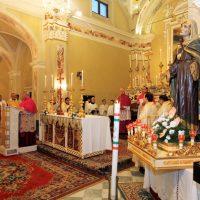 Filattiera: in preghiera ai piedi della Madonna Addolorata