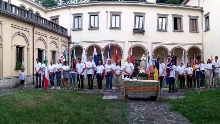 """A Pontremoli la prima tappa per il Campo Toscana """"La Via Francigena"""""""