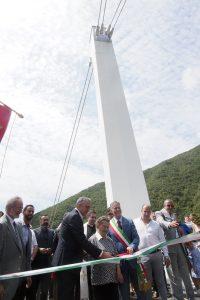 Inaugurazione Ponte Stadano (foto Massimo Pasquali)