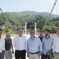 In dirittura di arrivo anche i lavori ai ponti per Mulazzo e per Castagnetoli