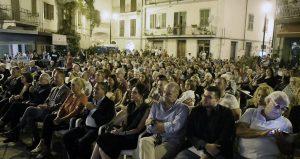 Il pubblico presente alla serata (foto Massimo Pasquali)