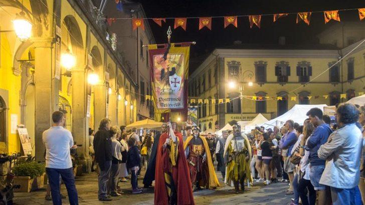 Per quattro giorni Pontremoli torna nel… Medievalis