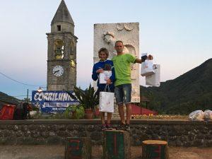 Paolo Battelli e Luciana Bertuccelli vincitori a Montereggio
