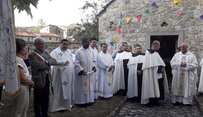 Grande celebrazione ad Argigliano per la ricorrenza della nascita del Beato Angelo Paoli