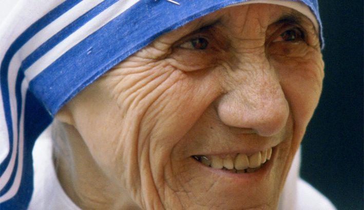 La leggerezza di M. Teresa