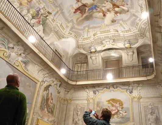 Sabato scorso il Barocco di Pontremoli a TGR Bellitalia