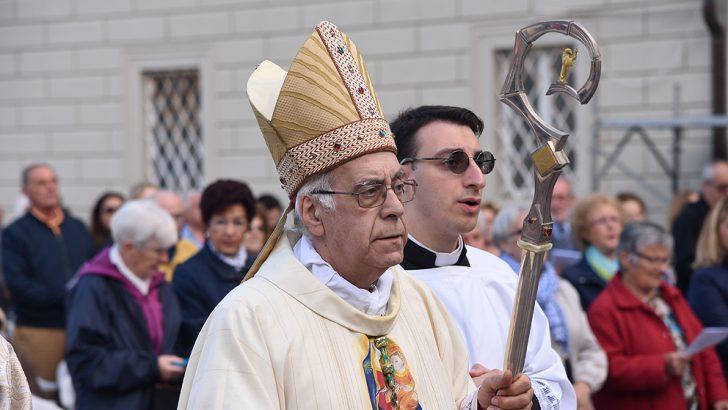 I 21 vescovi di Pontremoli e di Massa che hanno guidato le due diocesi prima dell'unificazione