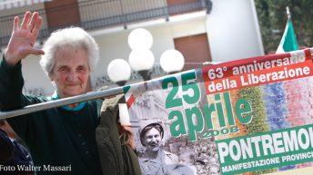 Laura Seghettini, una scelta resistente