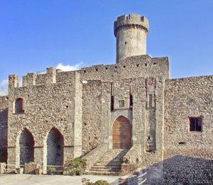 Il castello di Malgrate
