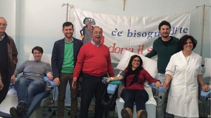 Fratres: tornare a donare sangue per andare oltre la paura