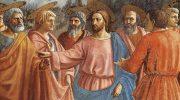 Il Signore è il mio pastore: non manco di nulla. Gesù e gli apostoli