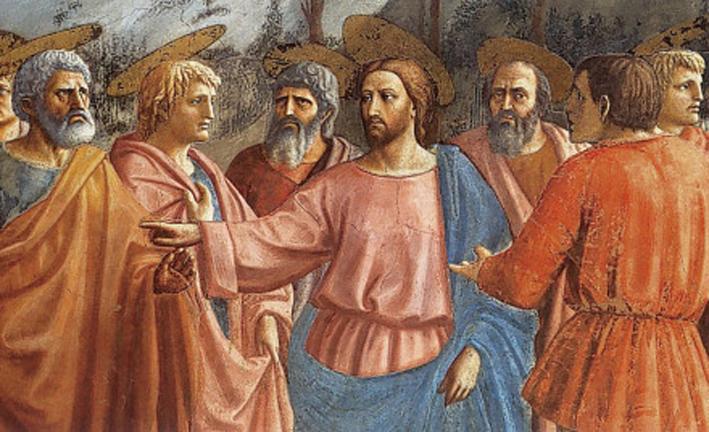 Il Signore è il mio pastore: non manco di nulla. Gesù e gli apostoli - Il  Corriere Apuano