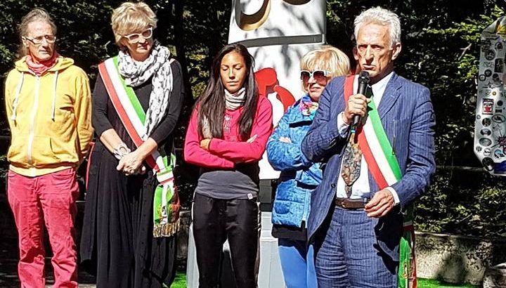 Alla Cisa tanti motociclisti venuti in memoria del Sic