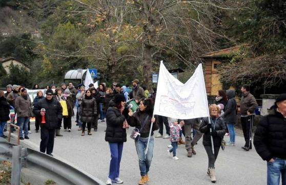 Ma Comitato albianese e  ambientalisti non si arrendono