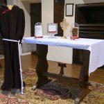 Le reliquie si San Pio da Pietrelcina conservate a Pontremoli