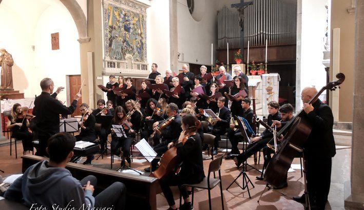 A Villafranca il concerto in onore di San Francesco