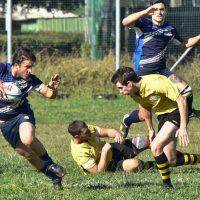 Rugby: troppo forte il Rufus S. Vincenzo per il Lunigiana