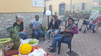 Bagnone: festa dello Sprar con i cibi dell'Africa a… km 0