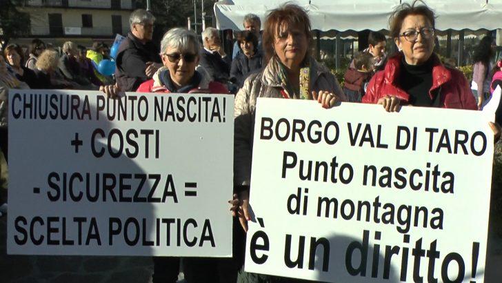 Anche Borgotaro e Castelnuovo Monti dicono addio al punto nascite