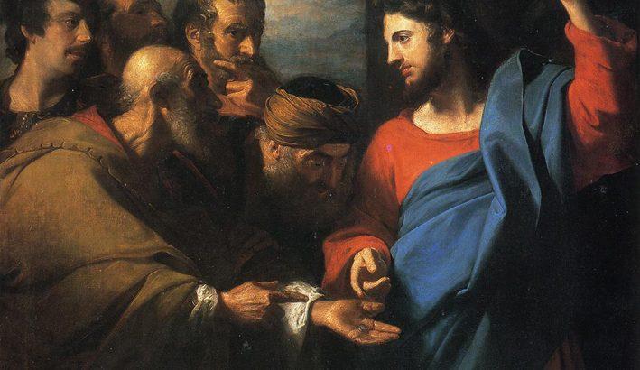 """""""Rendete a Cesare quello che è di Cesare e a Dio quello che è di Dio."""""""