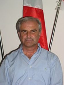 Riccardo Ballerini, sindaco di Casola e presidente uscente dell'Unione di Comuni