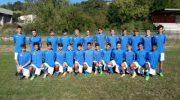 Calcio Giovanile: l'Aullese fa il suo esordio nel settore elite con un buon pareggio esterno