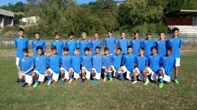 Calcio giovanile: prima vittoria dell'Aullese nei Gio. Reg.