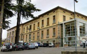 L'ospedale di Borgotaro