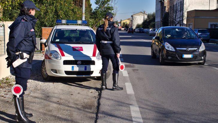 Gestione associata della Polizia  Municipale per quattro comuni lunigianesi