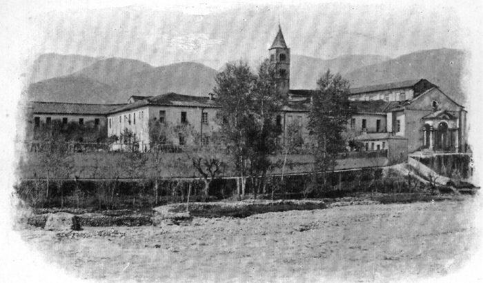Il passaggio di S. Francesco, da un incontro una presenza: i francescani a Pontremoli