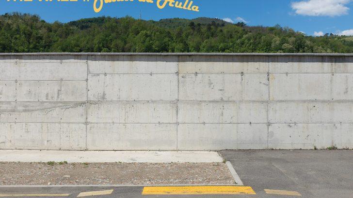 The Wall: mostra fotografica che racconta l'evoluzione di Aulla