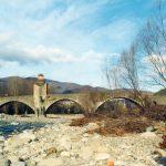 Il ponte dei Chiosi sul torrente Verde