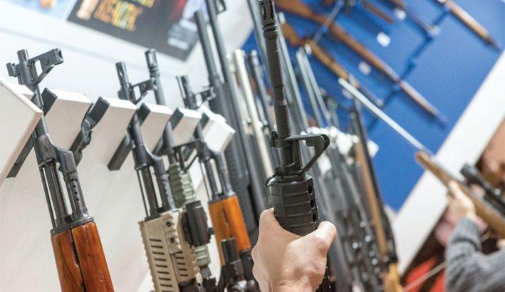 Cresce il commercio delle armi
