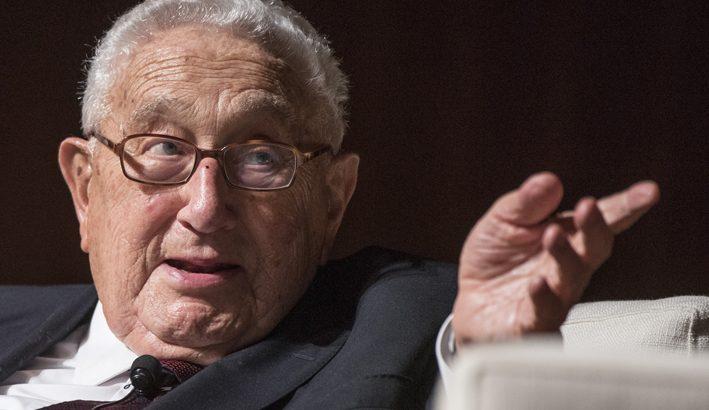 Il linguaggio di Kissinger