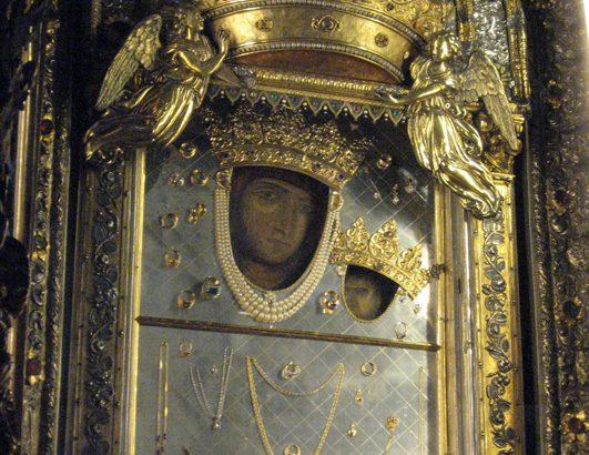 L'icona della Madonna di San Luca