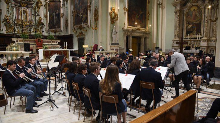 In onore di Santa Cecilia, per amore  della musica